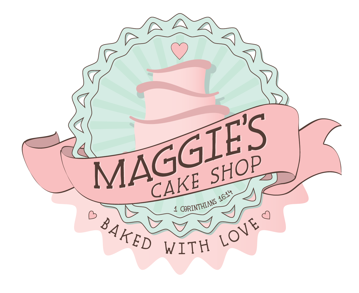 Go to Maggie's Cake Shop's Website