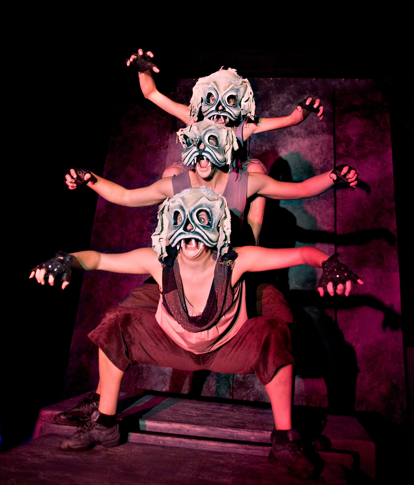 Orfeus, dödsriket tur och retur