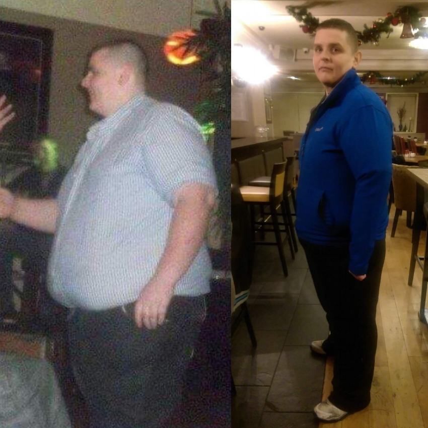 Conor O Neill Transformation