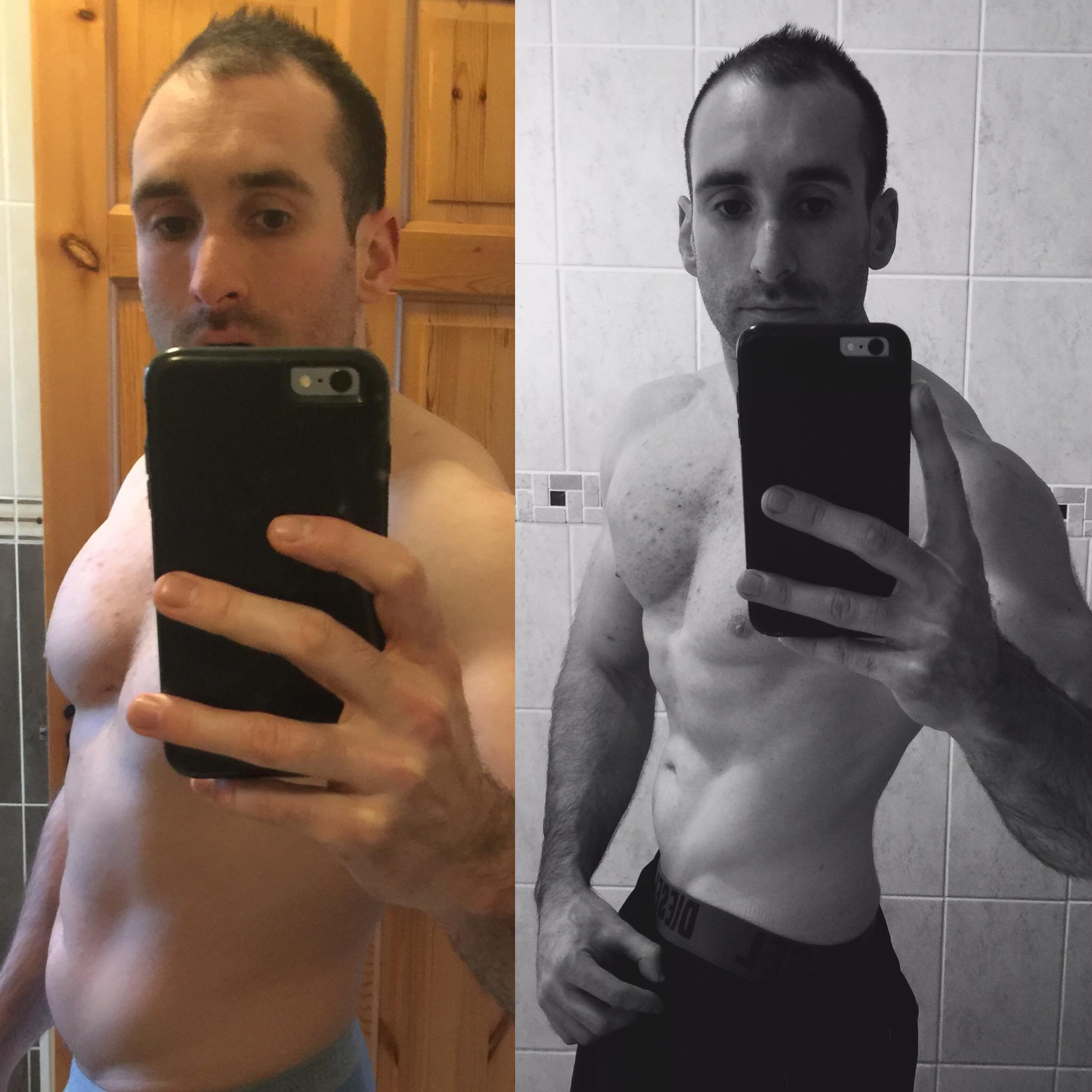 8 week Transformation