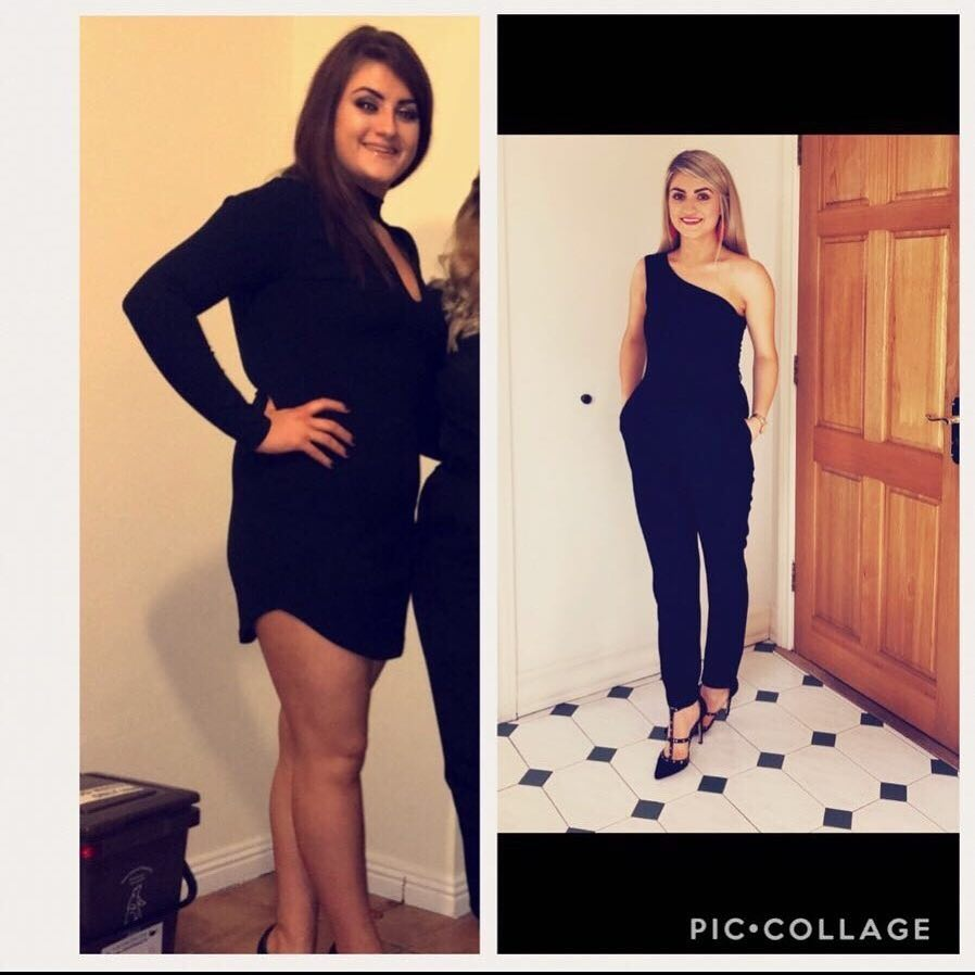 Kate Naughton Transformation