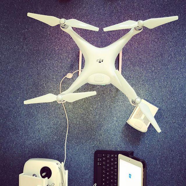 Drone updates #DJI