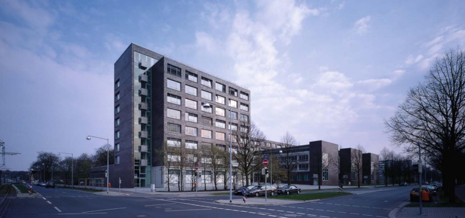 GB NETZ DEUTSCHE BAHN AG - Architekten Schweger Partner