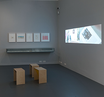Installation shot: Dom Museum Wien, photo: Lena Deinhardstein