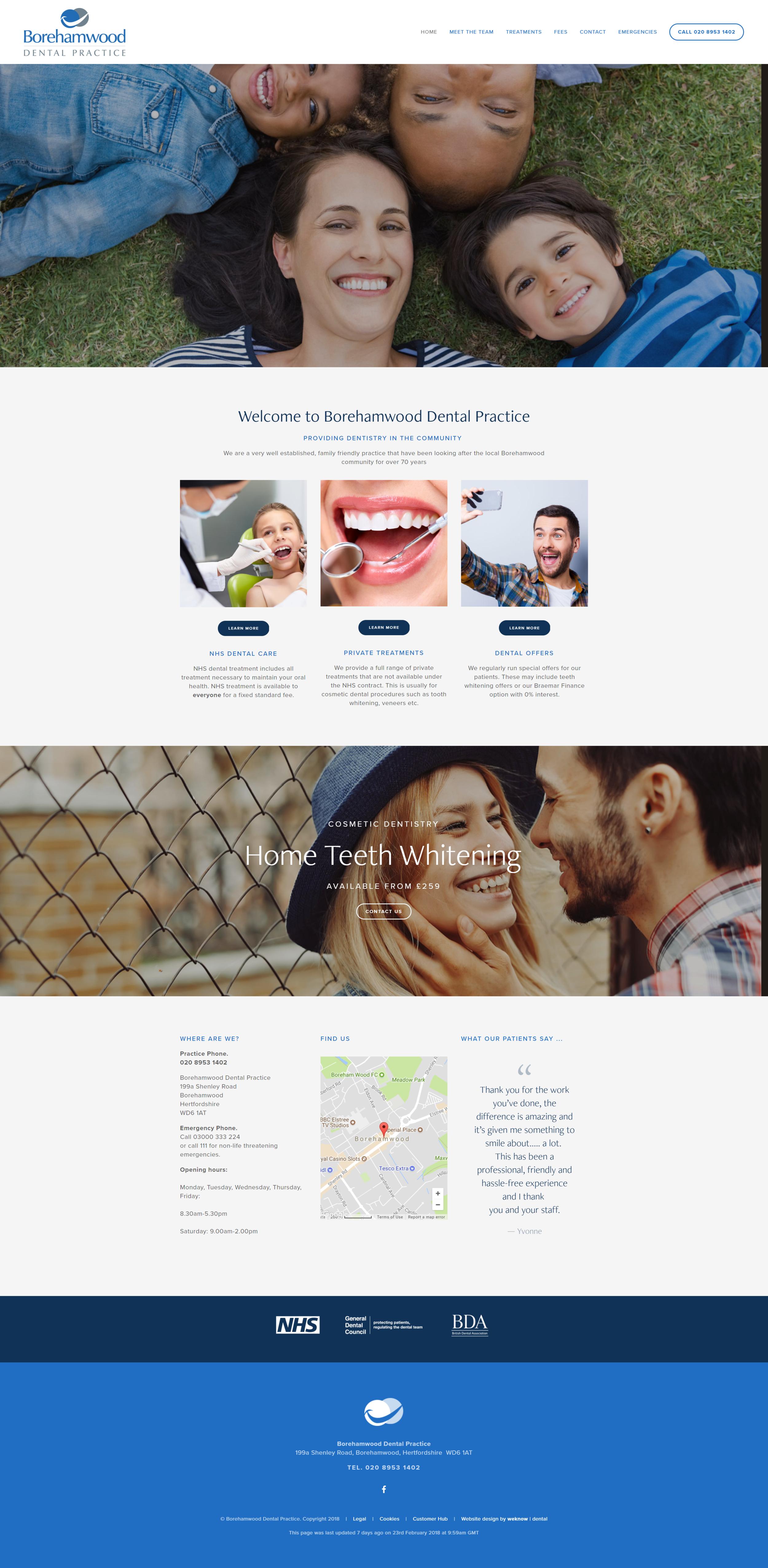 Borehamwood Dental