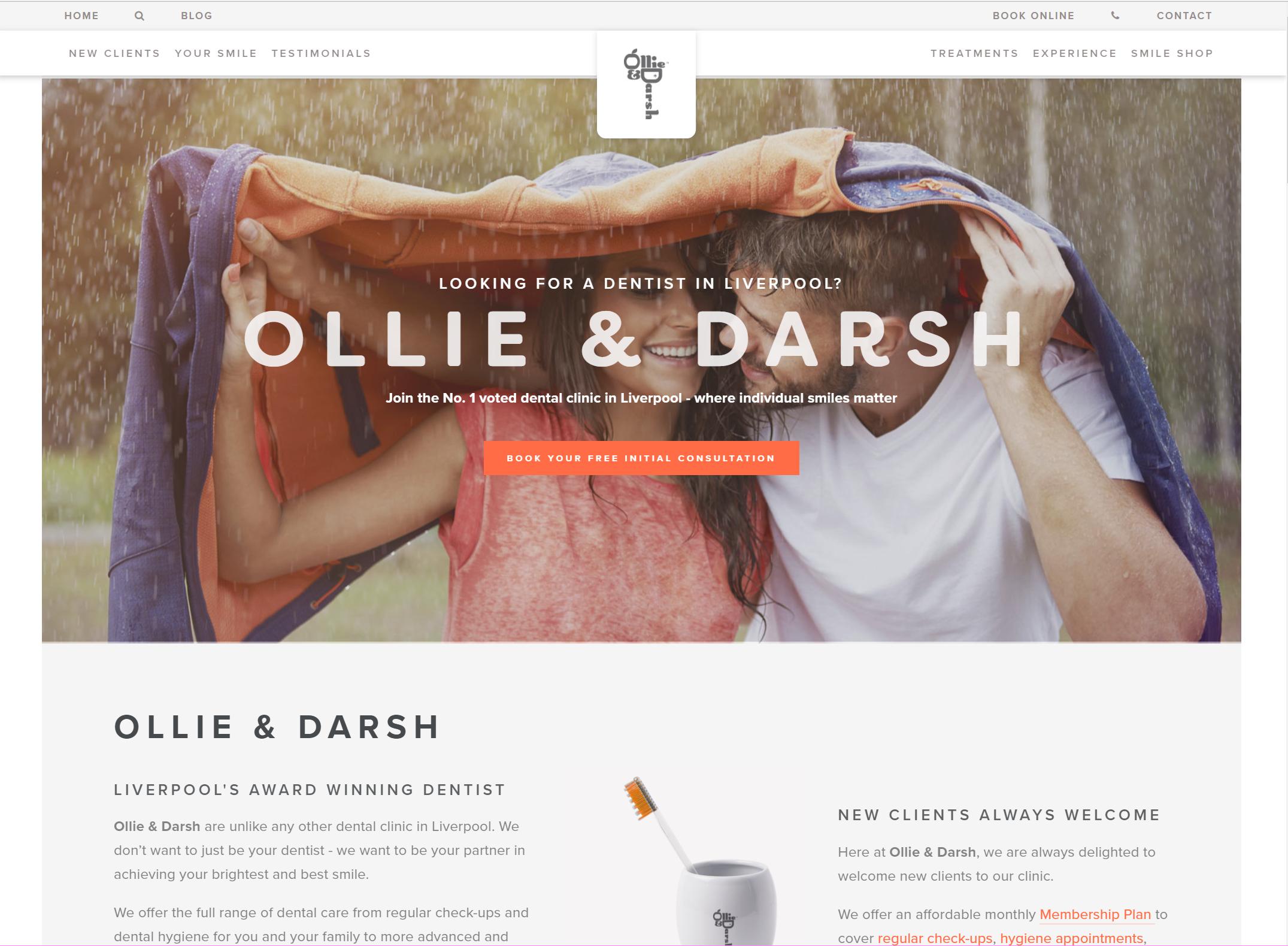 Ollie & Darsh