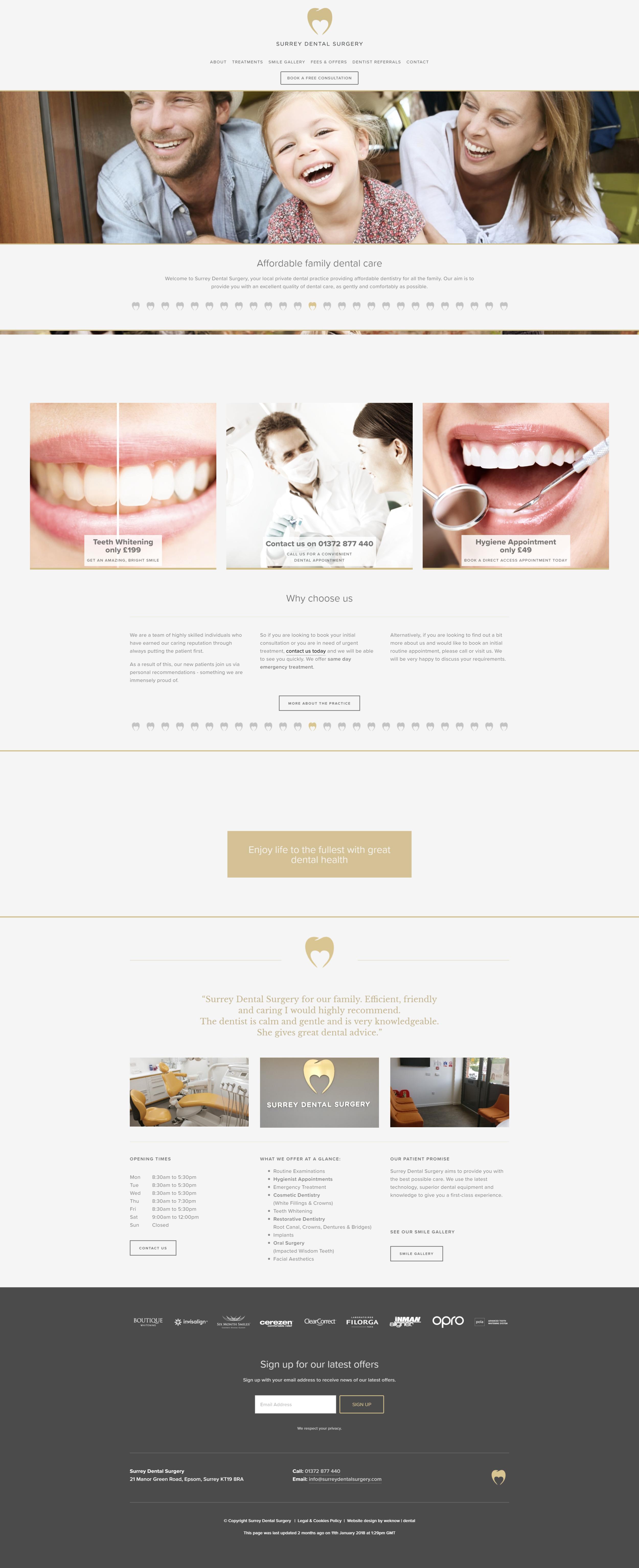 Surrey Dental