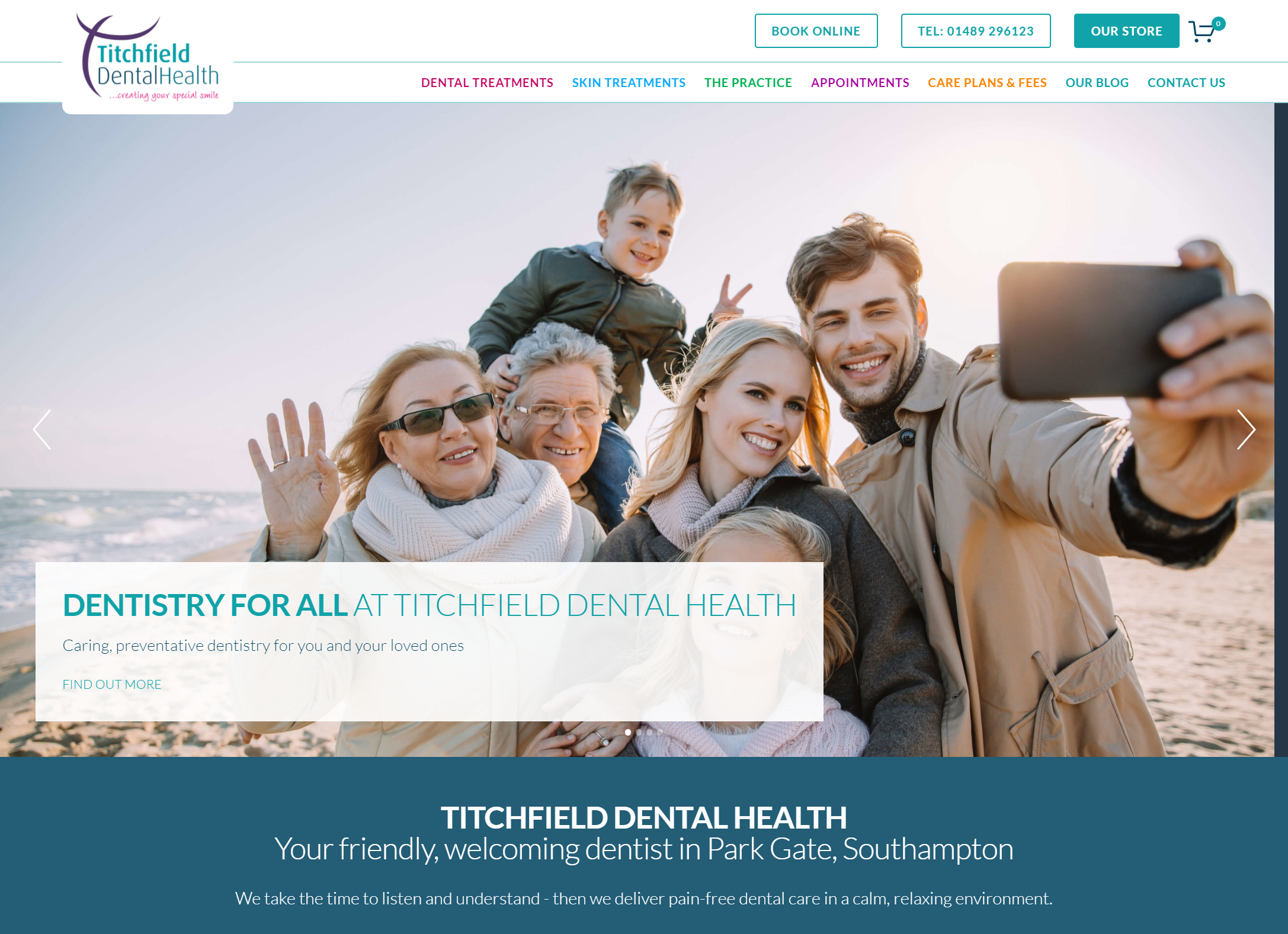 Titchfield Dental Health