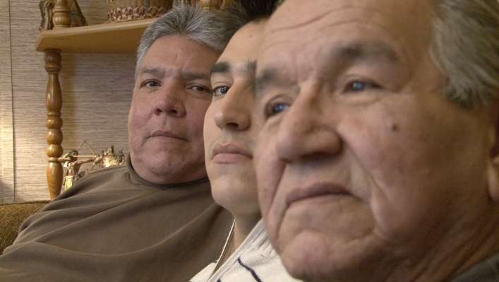 A Native American family seeks justice for an un-prosecuted murder.