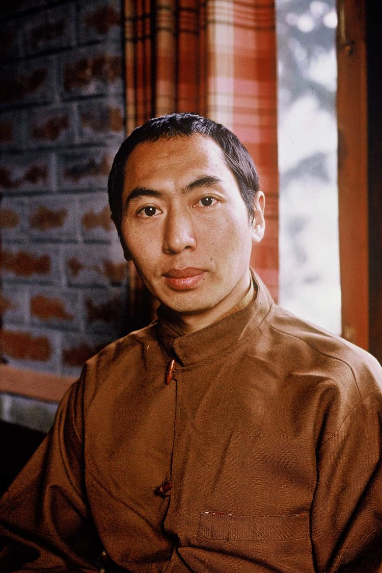 Lelung Rinpoche