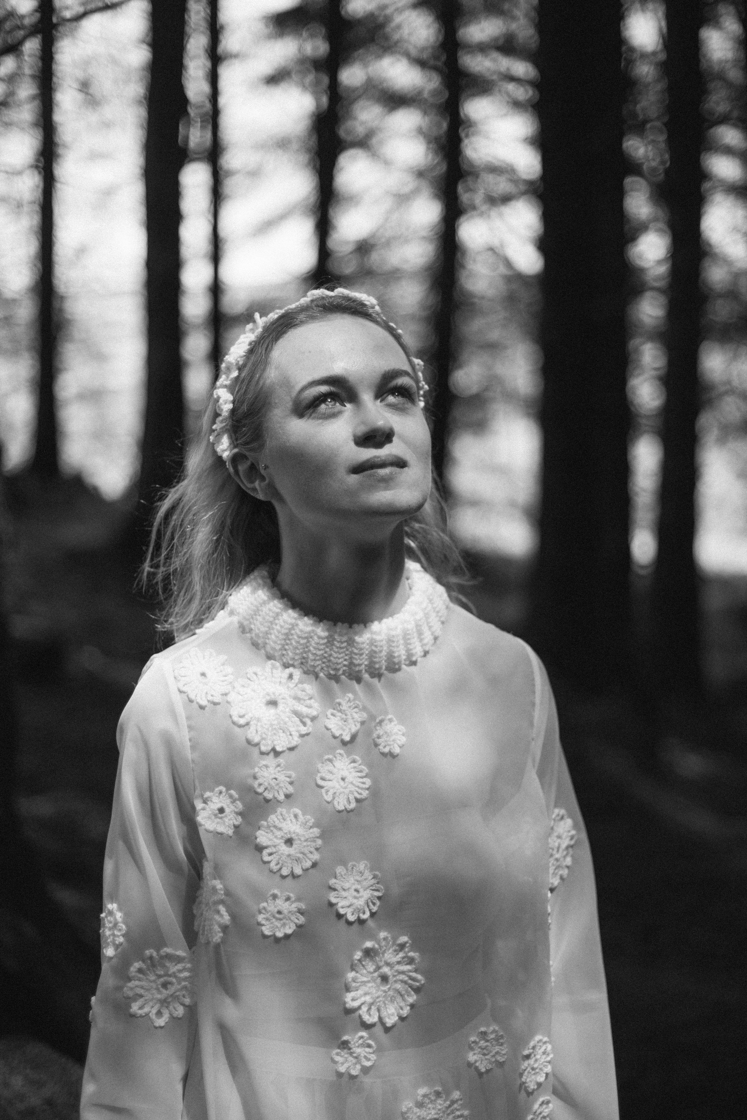 Photography: Hayley Stuart  Model: Deirdre Moran