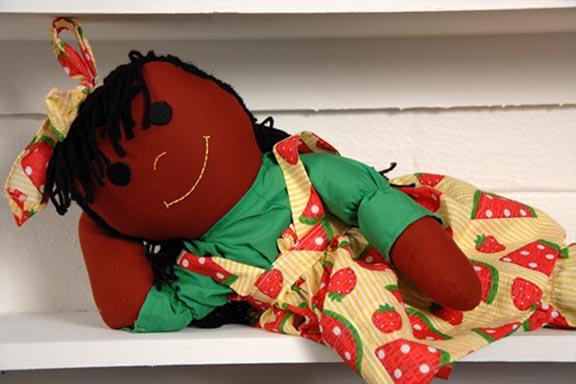 Cinnamon Girl Sugarfoots Doll