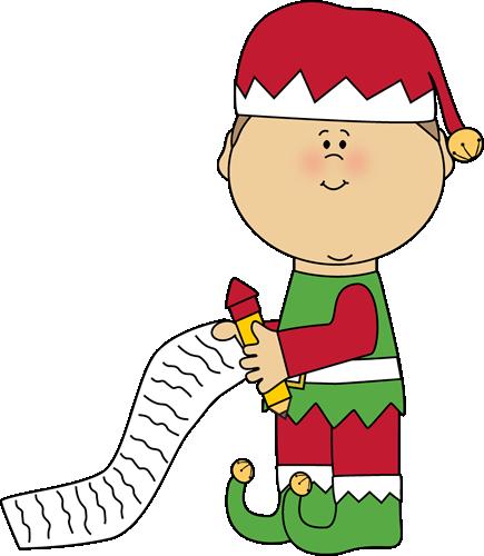 elf-with-christmas-list