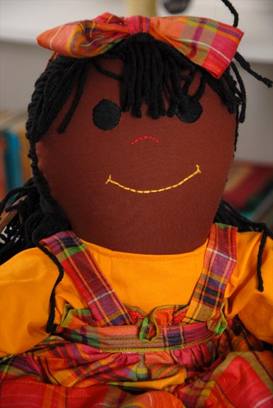 cocoa girl sugarfoots doll