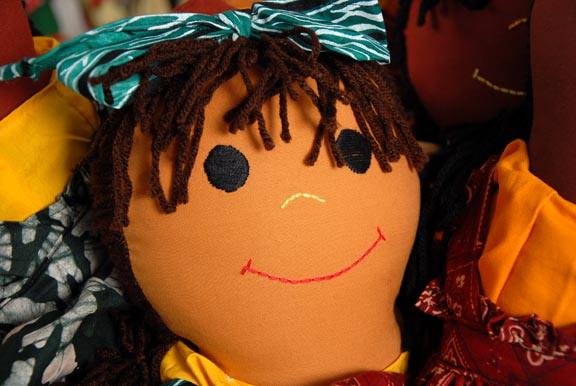 Ginger Girl Sugarfoots Doll