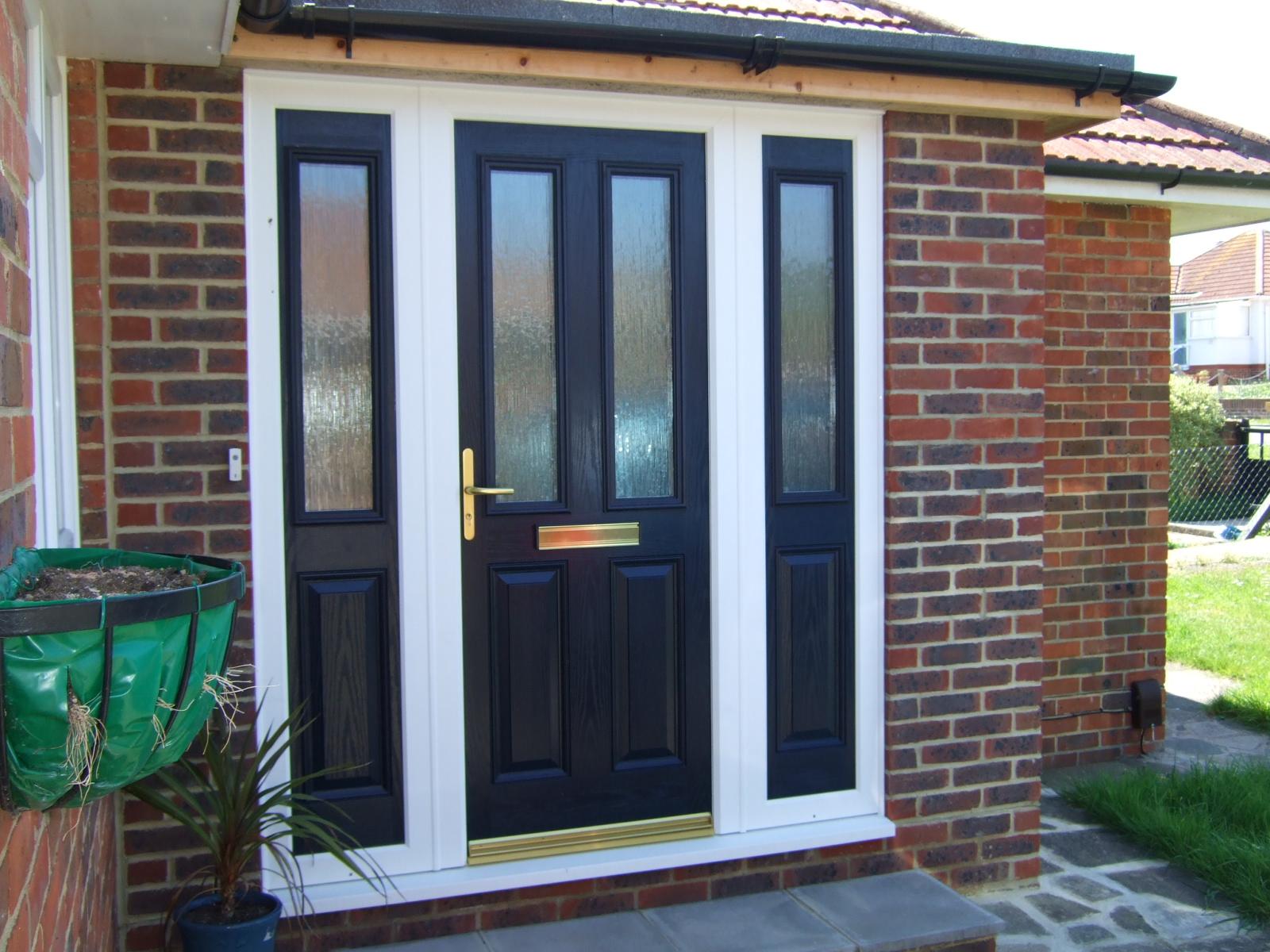 Chatsworth Blue composite door.JPG