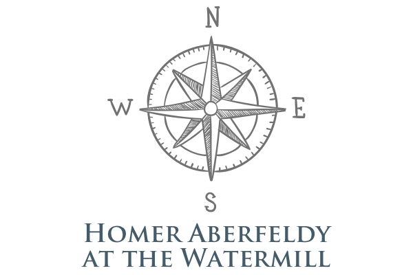 Homer Aberfeldy at the Watermill Location