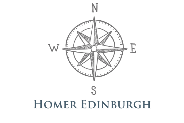Homer Edinburgh Location