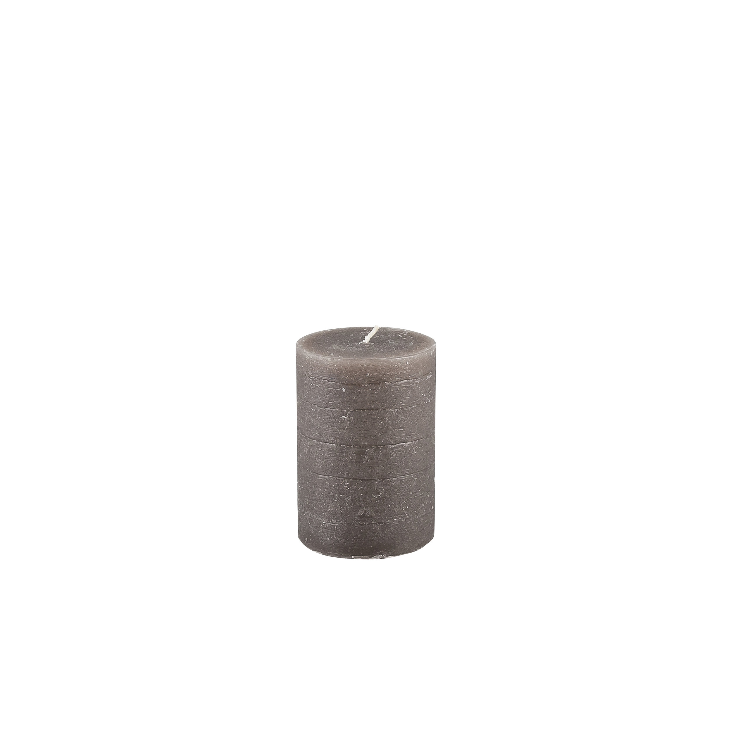 Rustic candle from £5