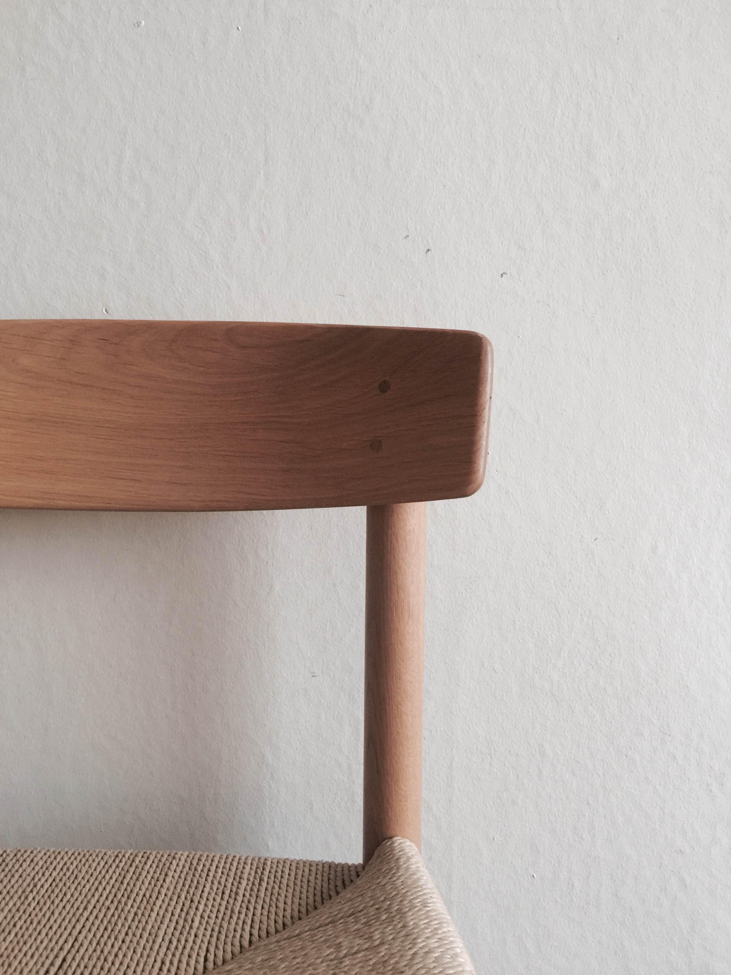 Oak Chair with Jute Seat £165 (details).JPG