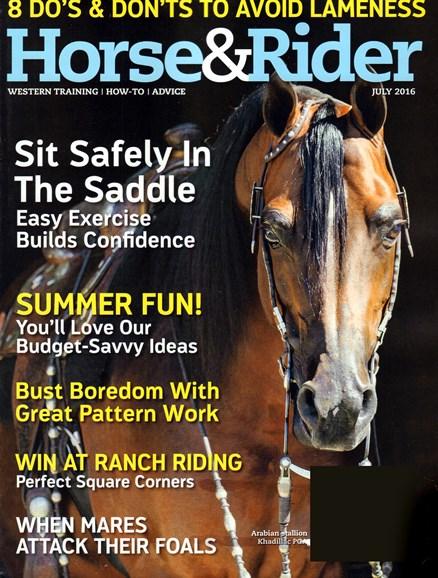 image via Horse and Rider
