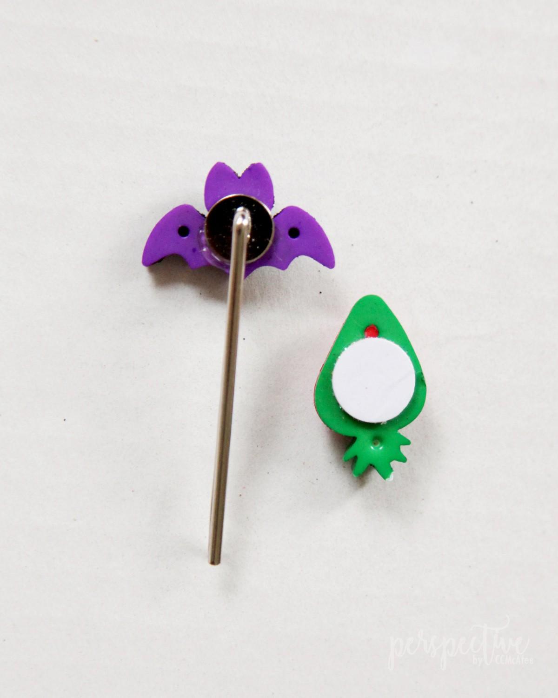 resin bobby pin