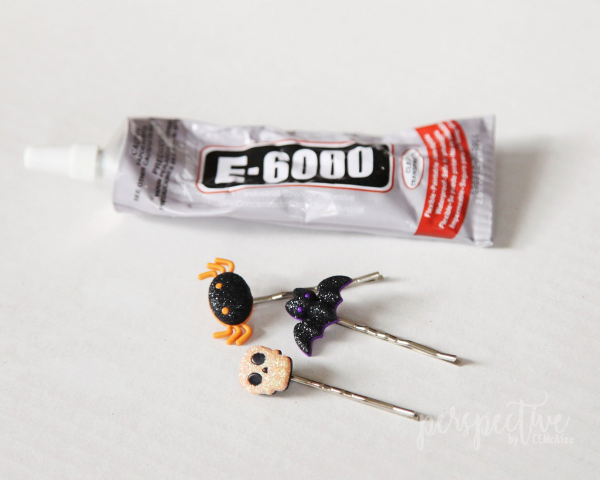 halloween bobby pin