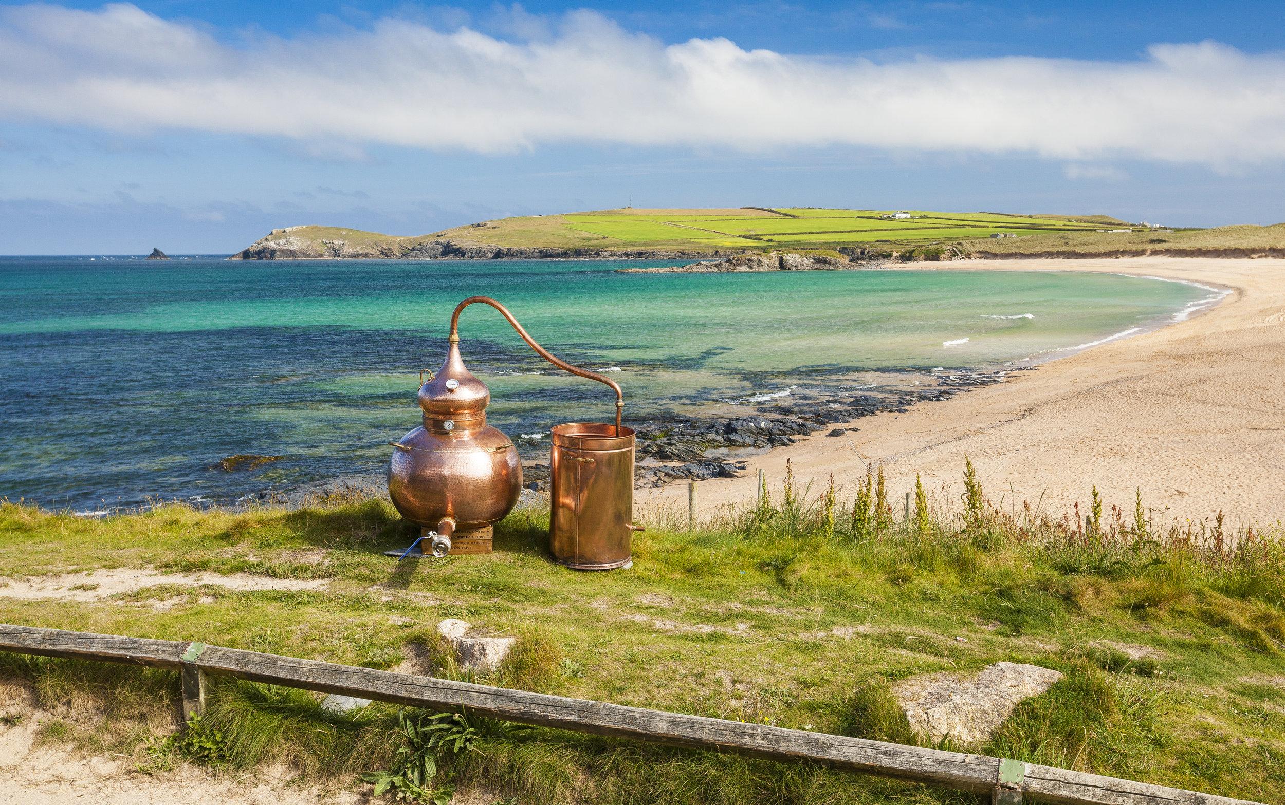 Distilling in Cornwall