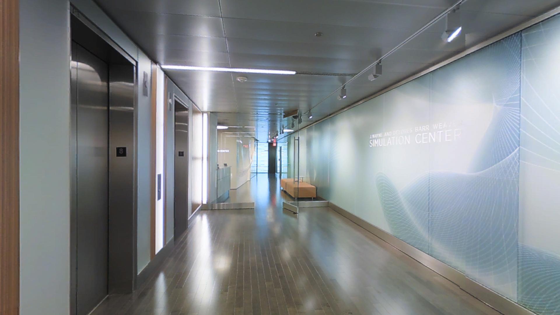 Mayo Clinic Simulation Center