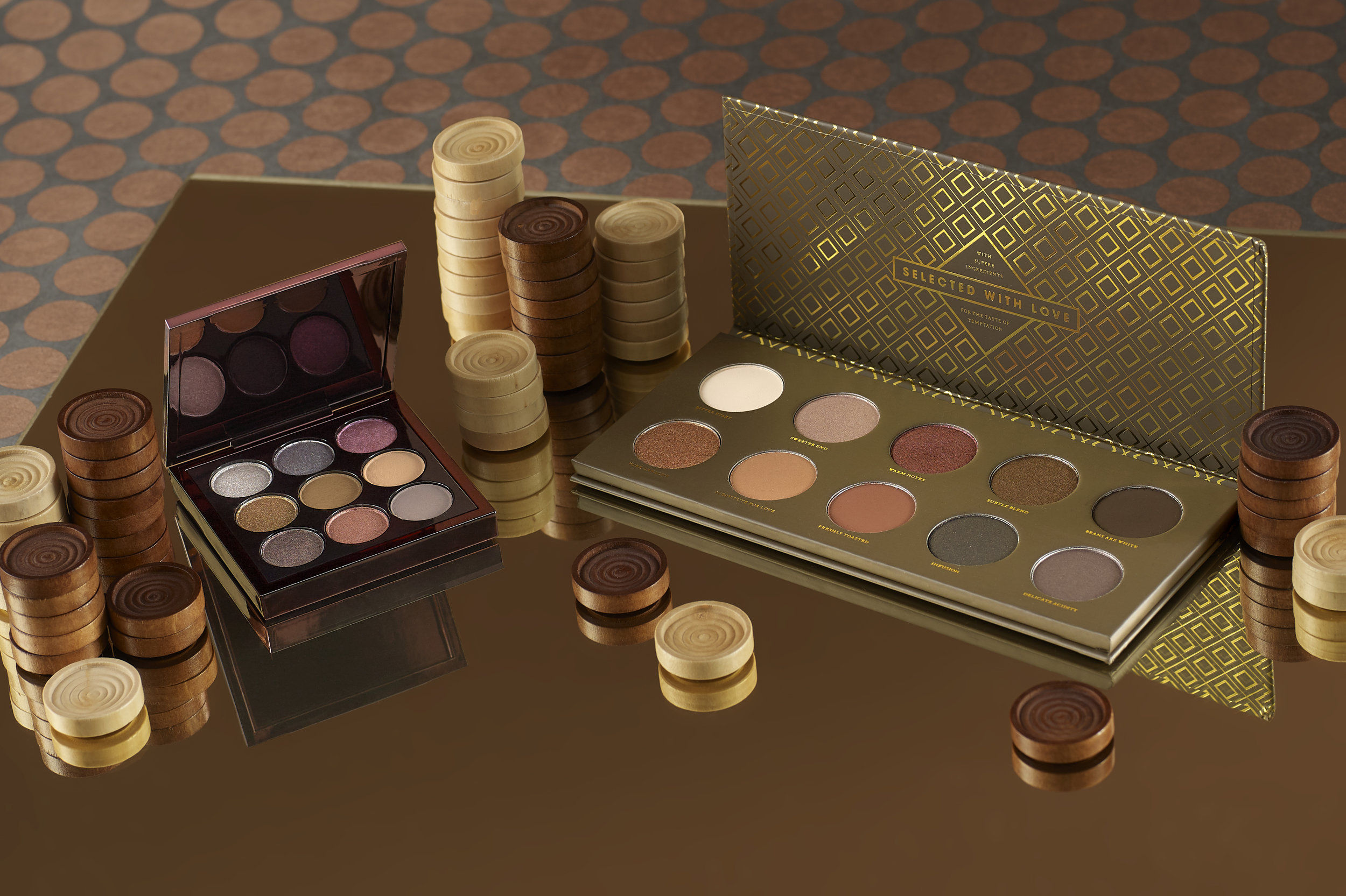 CENT.  My Eyes Are on the Palette!