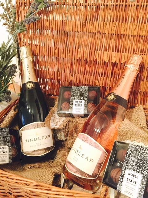 Mothers day Chocolate and Fizz package