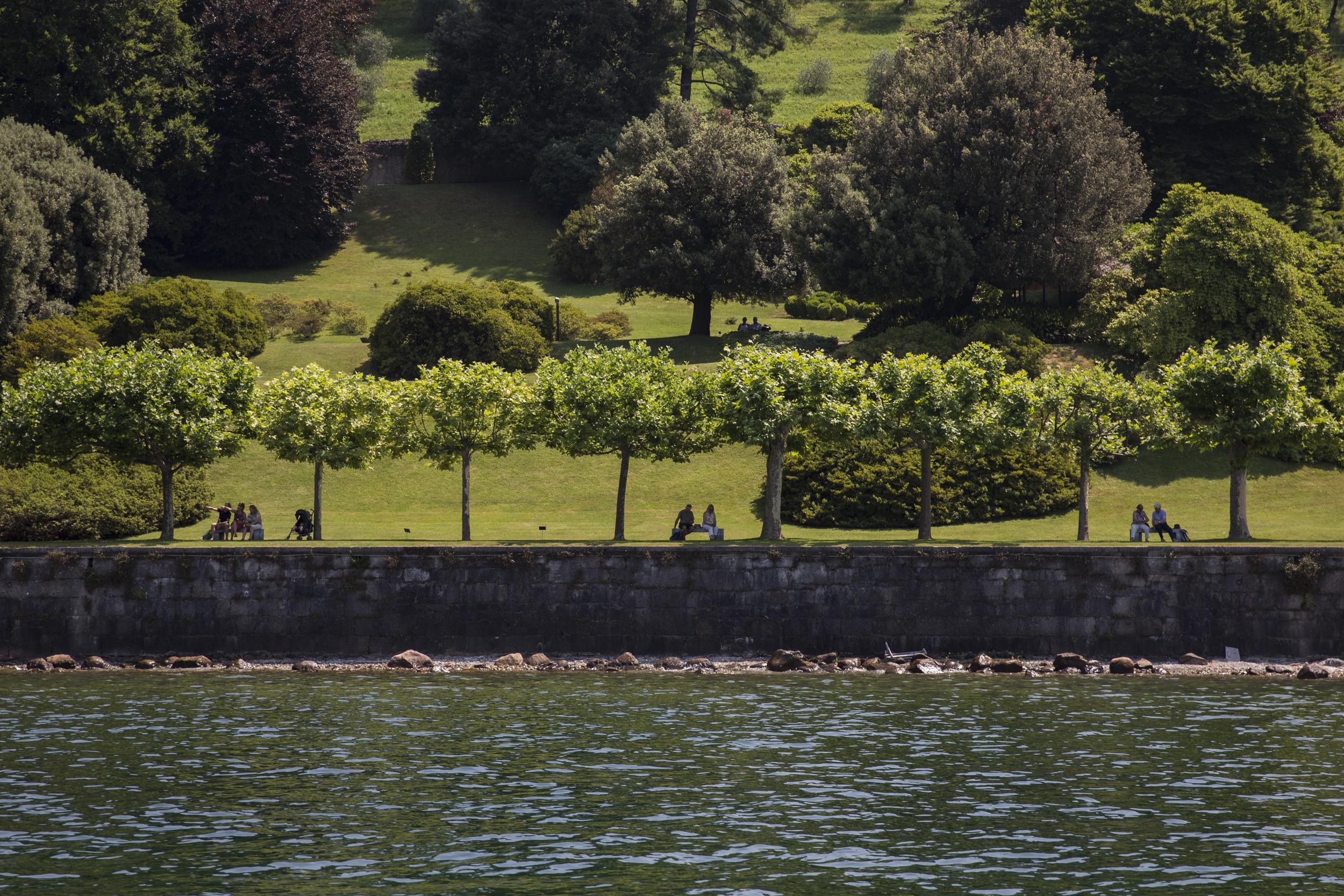 Belaggio, Lake Como, Italy. (June, 2017)