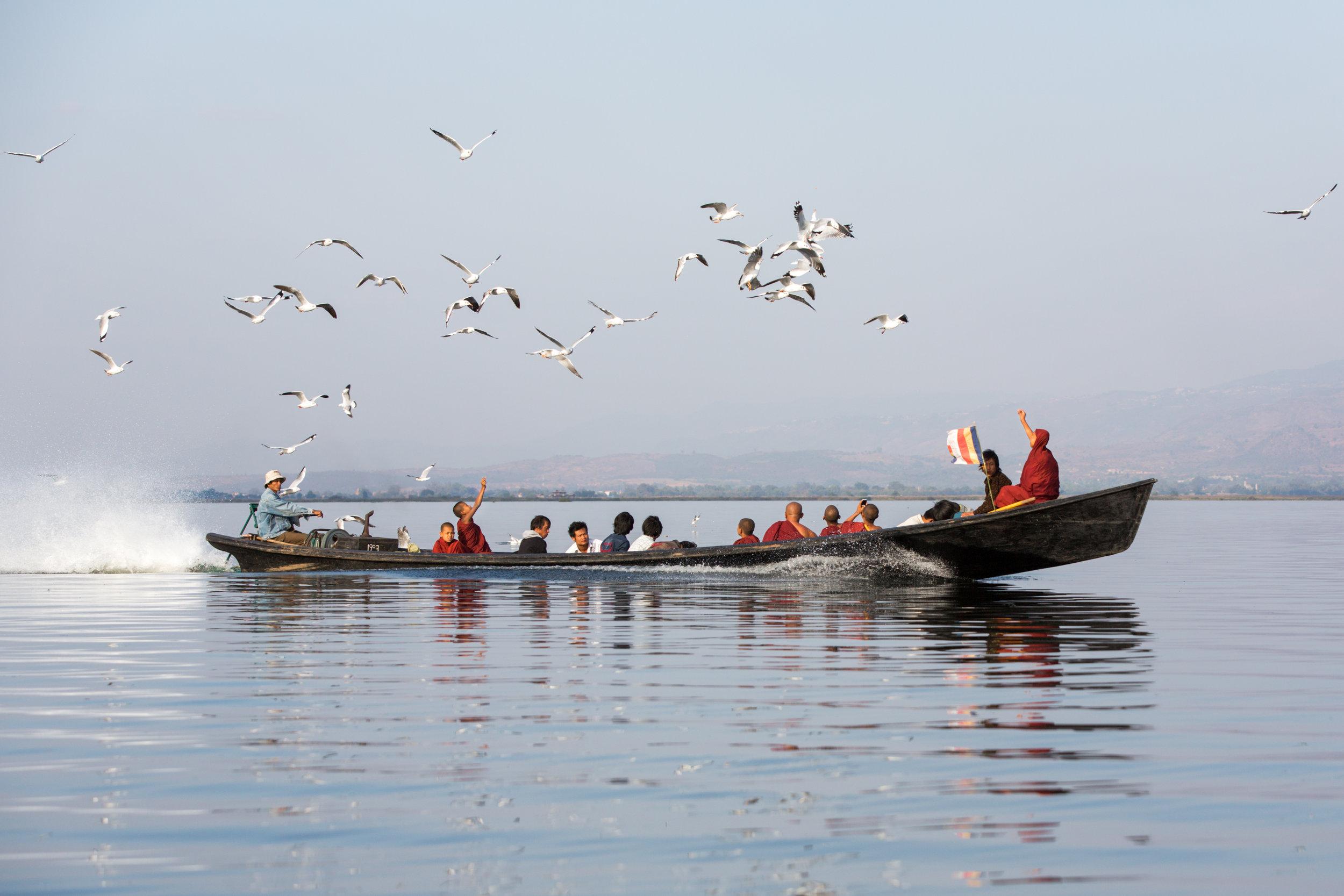 Inle Lake, Myanmar (January, 2014)