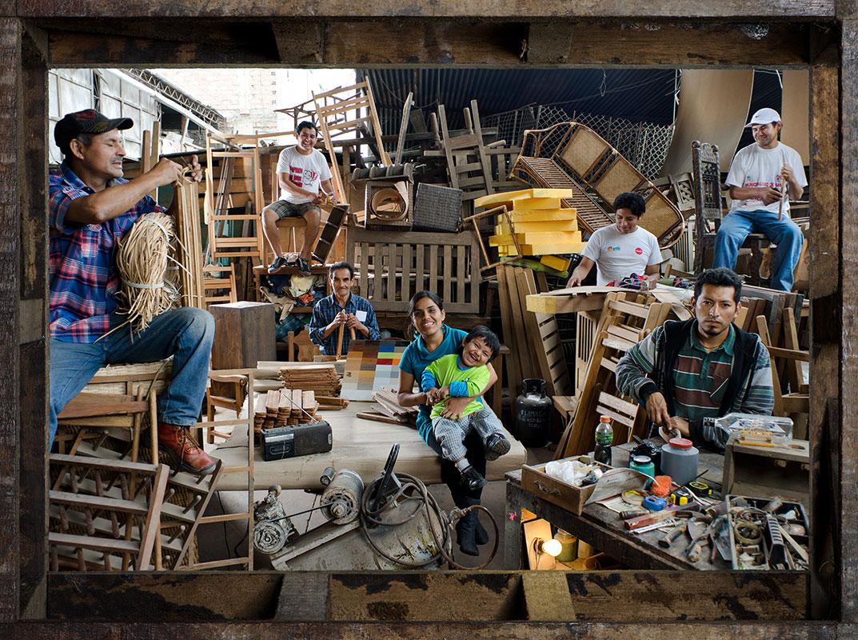 Los Carpinteros (The Carpenters)