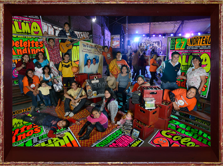 Fiesta Popular (Folk Party)