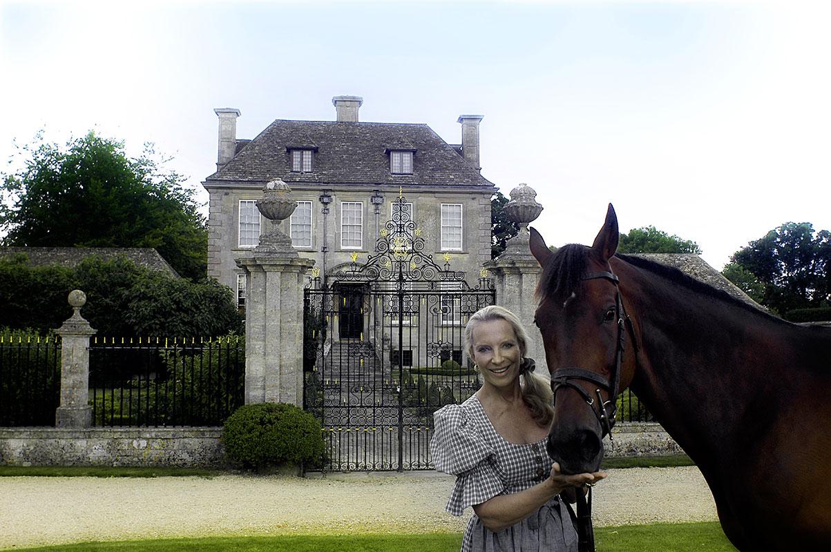 HRH Princess of Kent