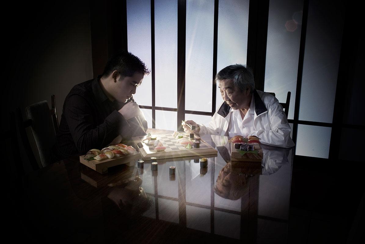 Yaquir & Humberto Sato