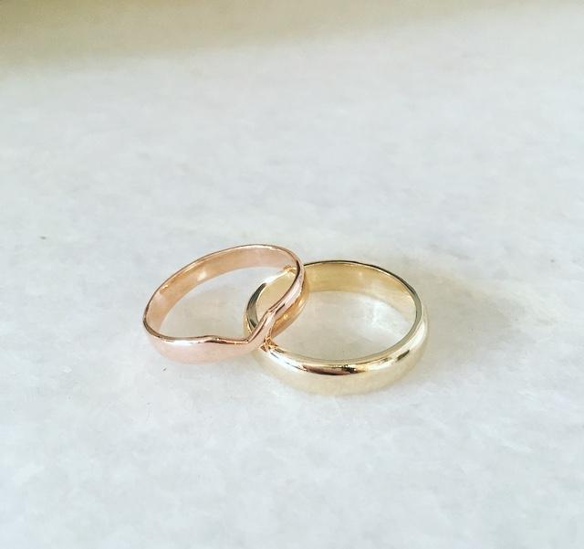 Harriet & Iain Eco Wedding Rings