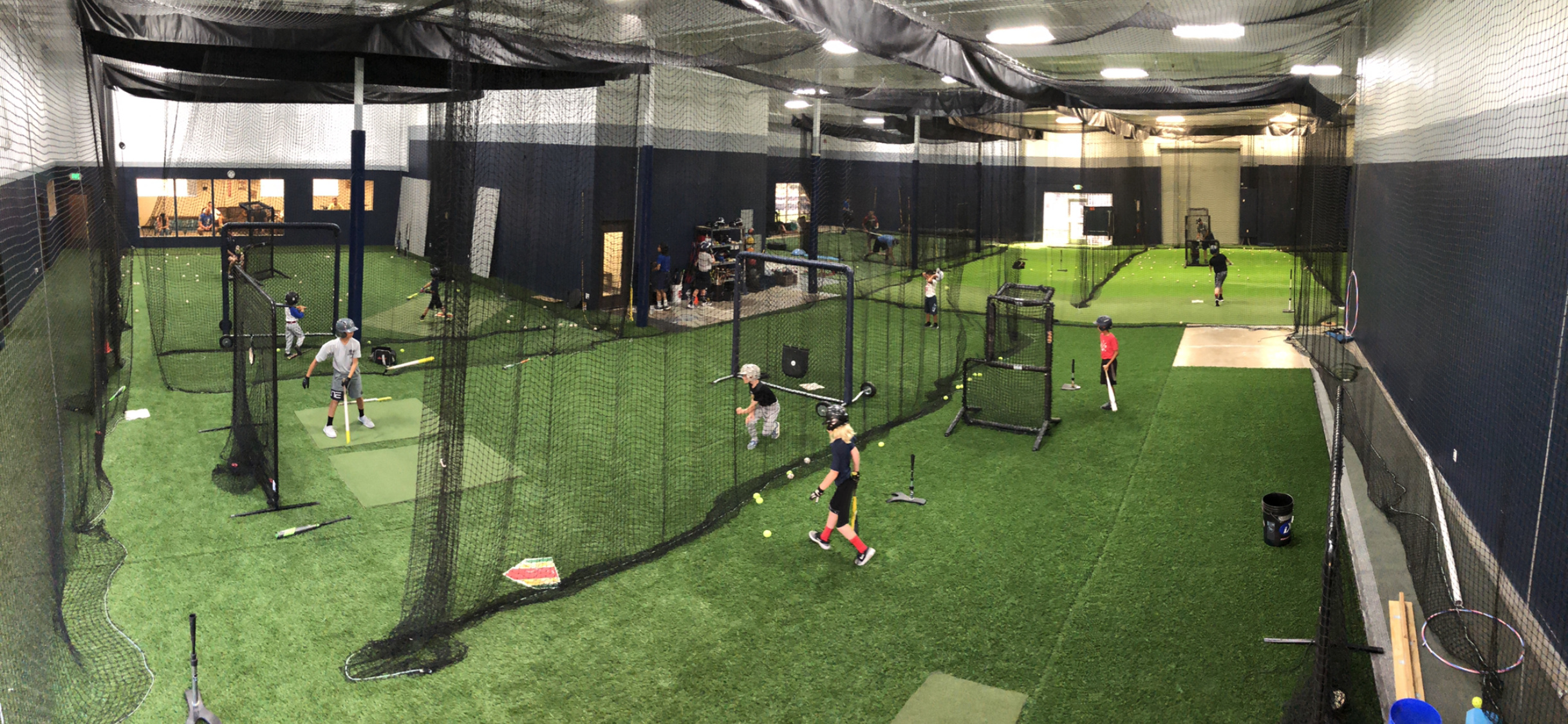2019 Gritty Gamers Camps — Walbeck Baseball Academy