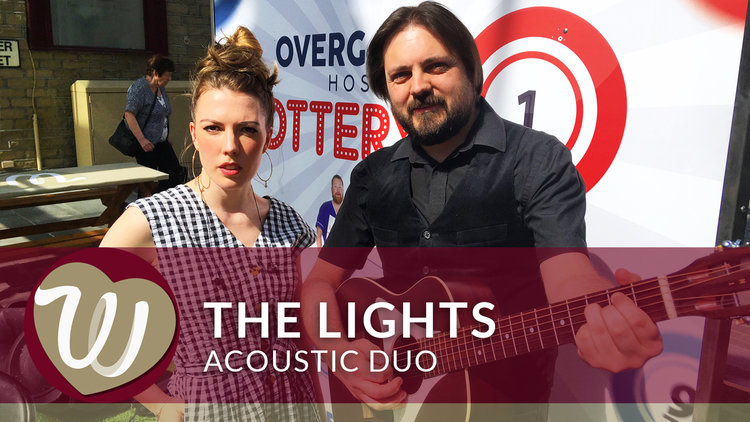 The Lights Acoustic Duo — Westgate Arcade