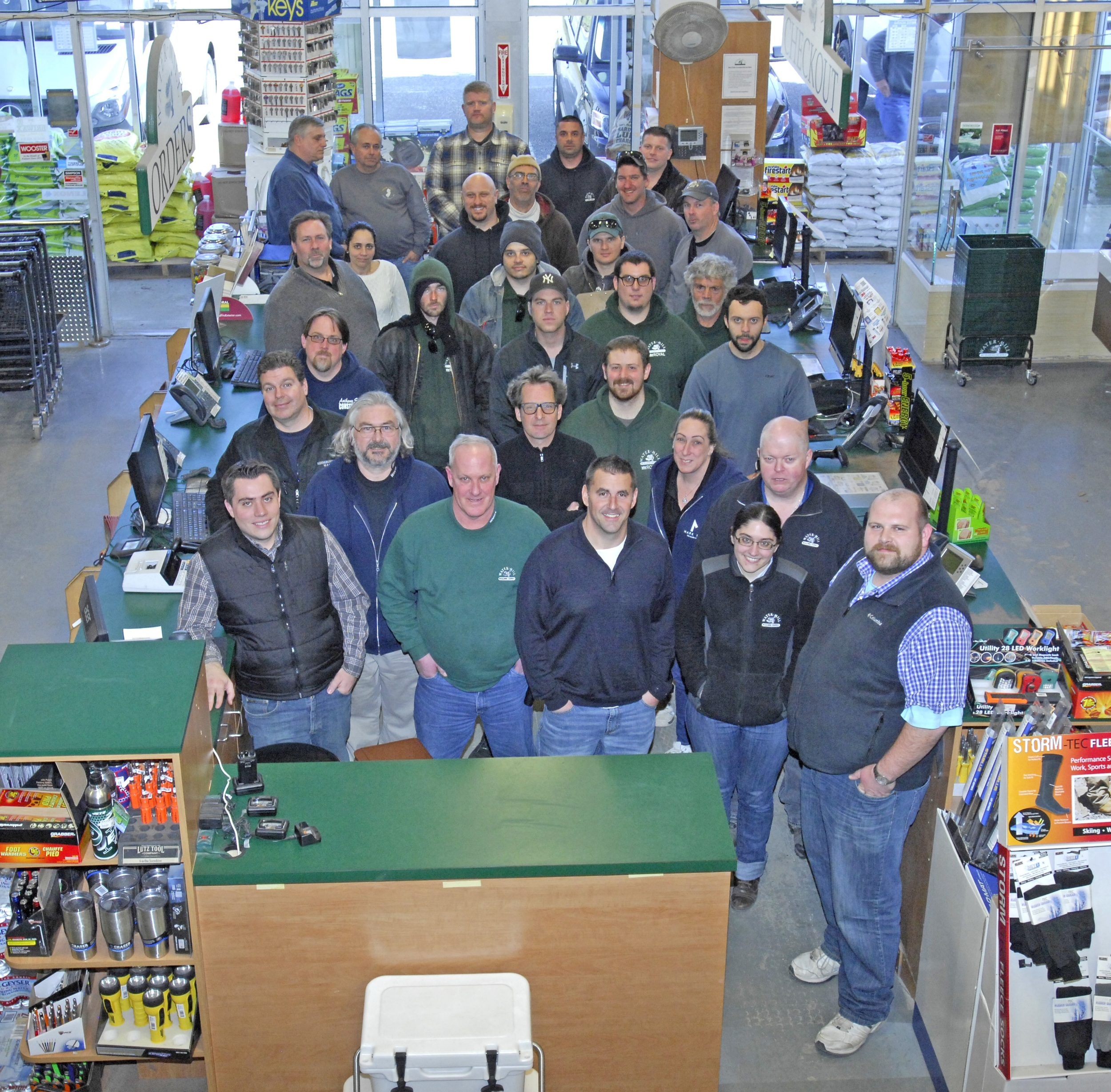 Water Mill Building Supply Staff