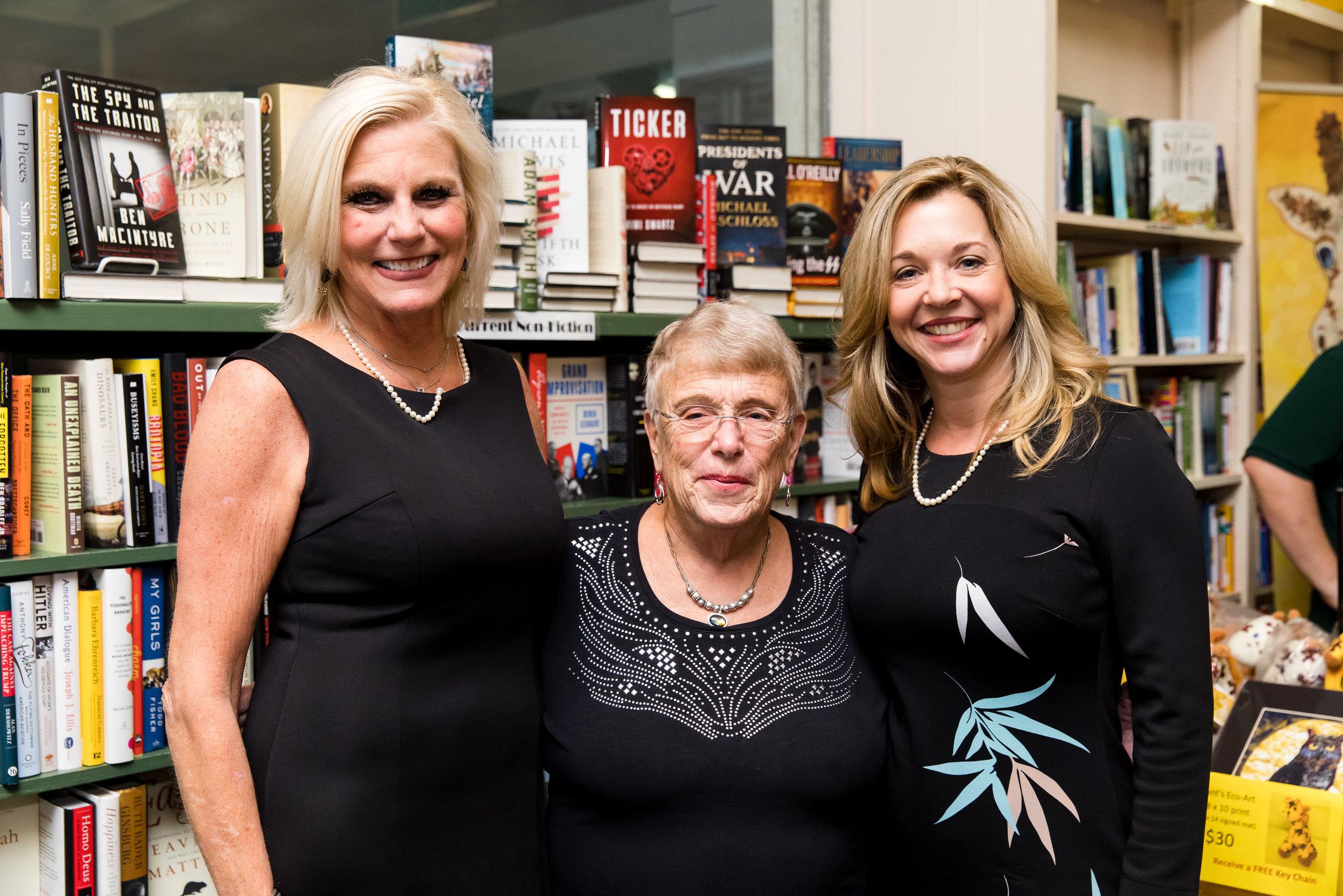 Krsiten Oesch Stubbs, Gayle Fallon, Julie Baker Finck; Photo by Hung L. Truong.jpg