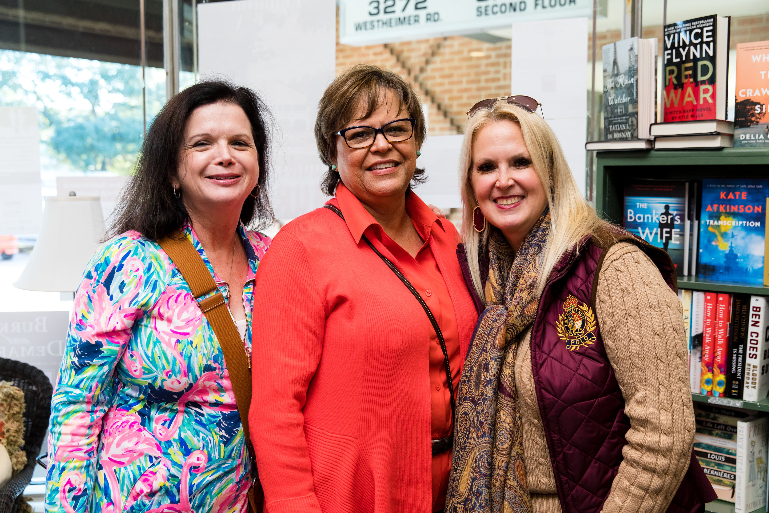 Maureen Maillet, Cynthia Gonzalez, Tammy Spencer; Photo by Hung L. Truong.jpg