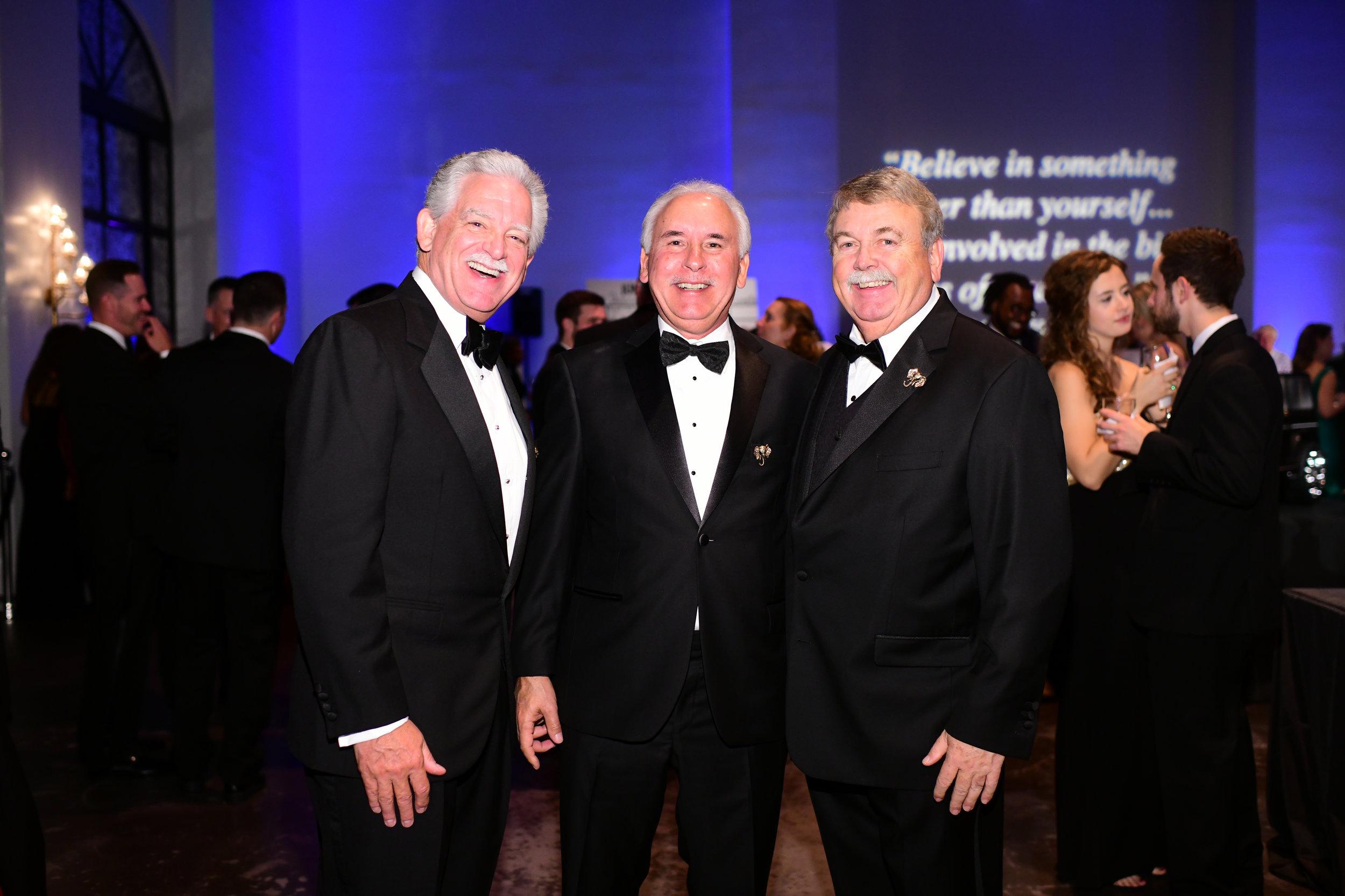 Bob LaForge, John Polasek, Mike Party; Photo by Daniel Ortiz.jpg