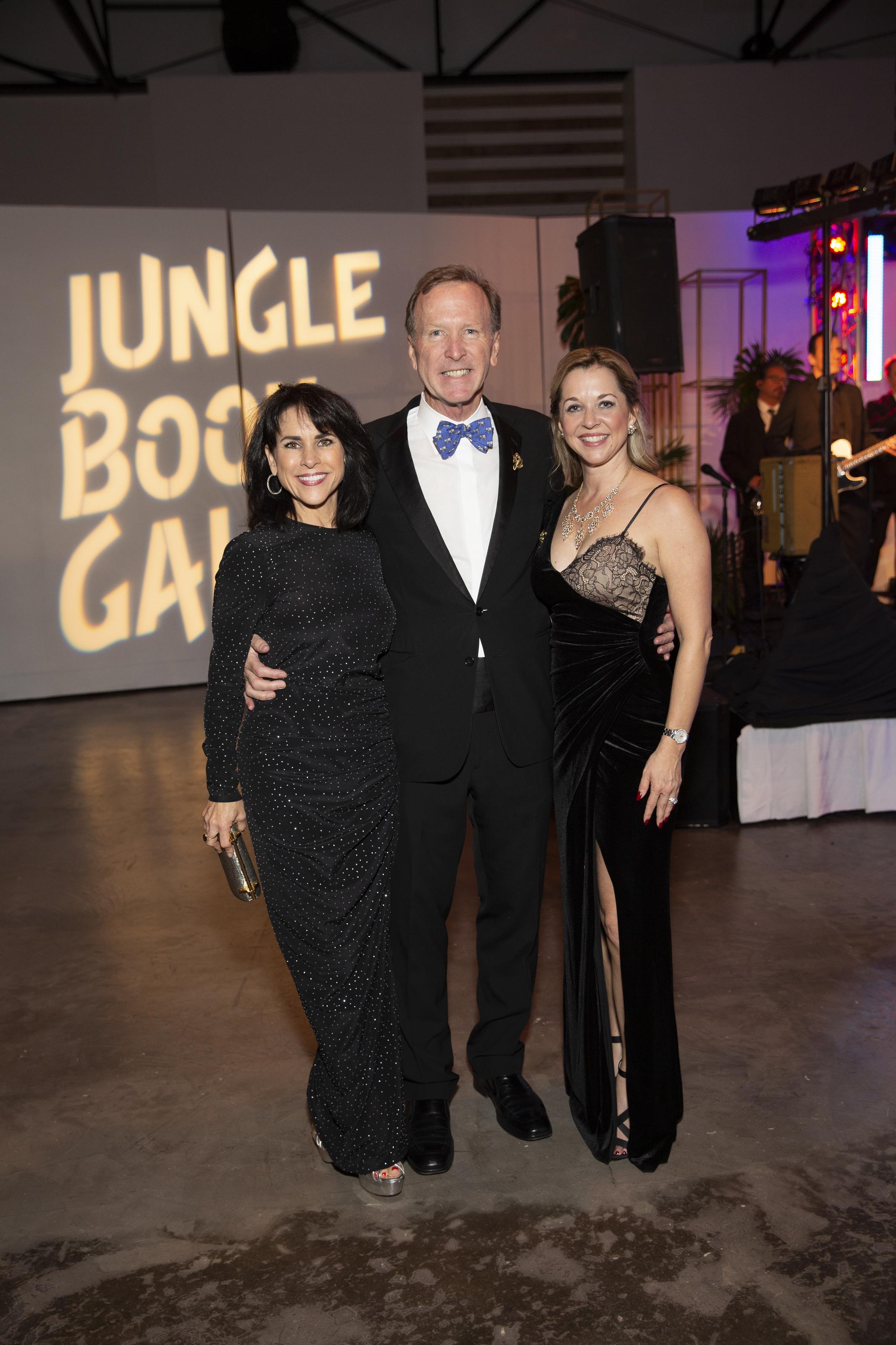 Maria and Neil Bush, Julie Baker Finck; Photo by Jenny Antill.jpg
