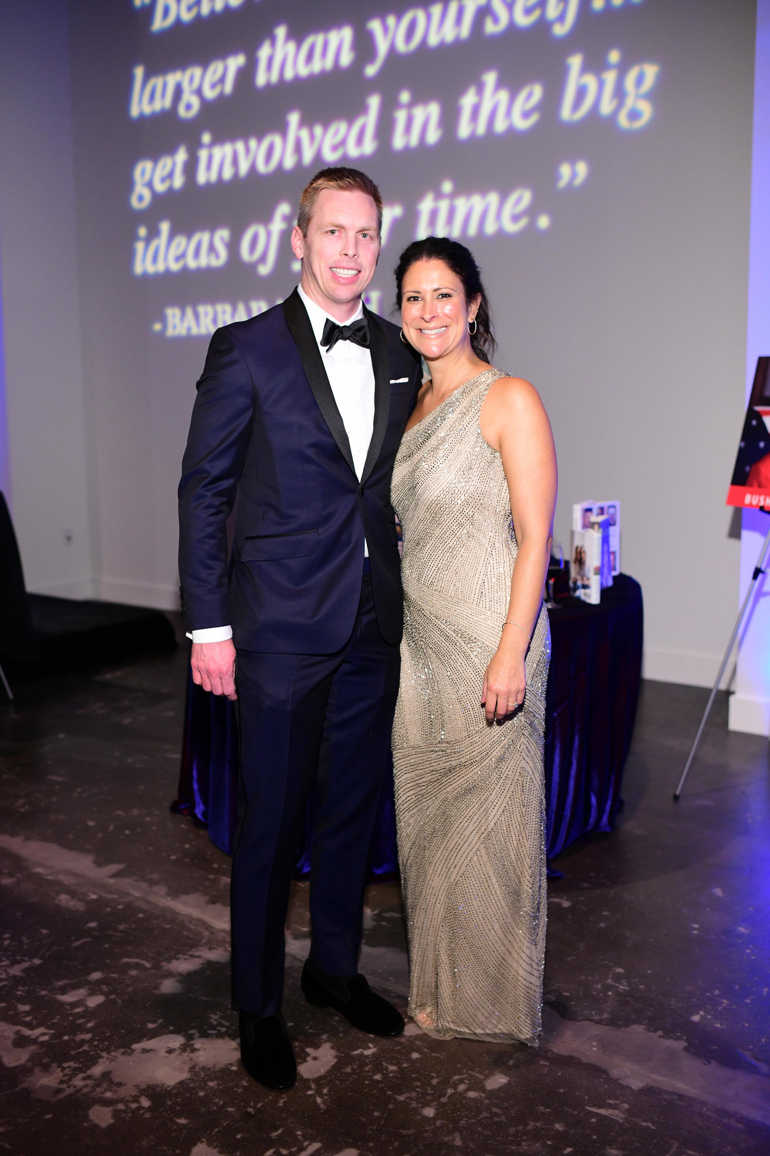 Sean Tobin and Catherine Tramuto; Photo by Daniel Ortiz.jpg
