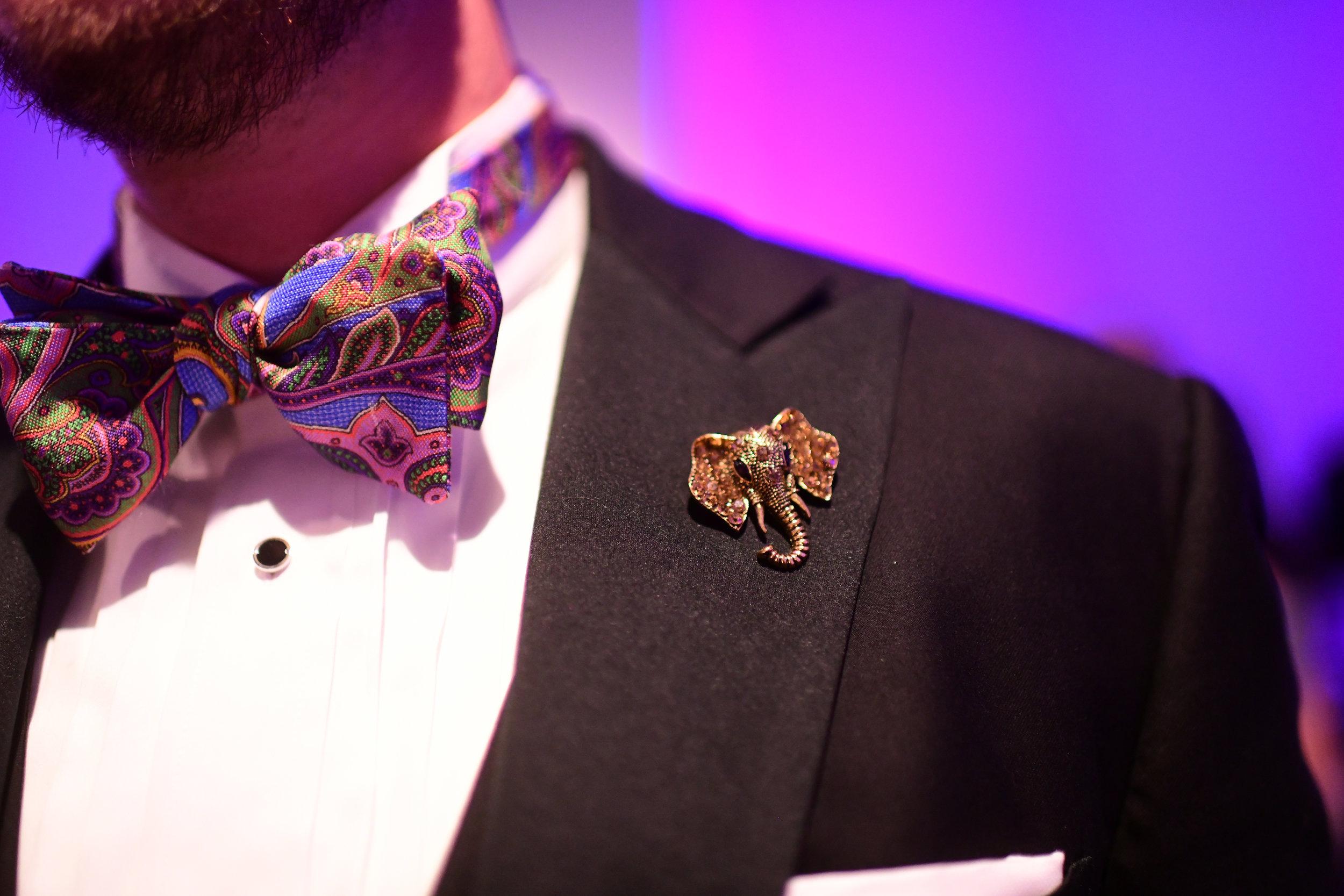 VIP Elephant Pin worn at the 2018 Jungle Book Gala; Photo by Daniel Ortiz.jpg