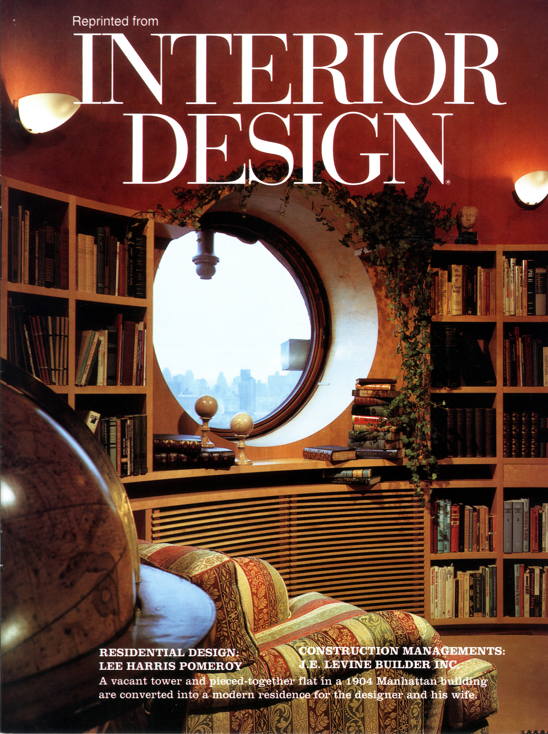 Residential Design by Lee Harris Pomeroy