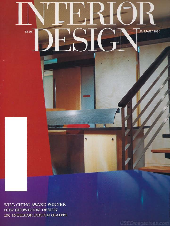 100 Interior Design Giants