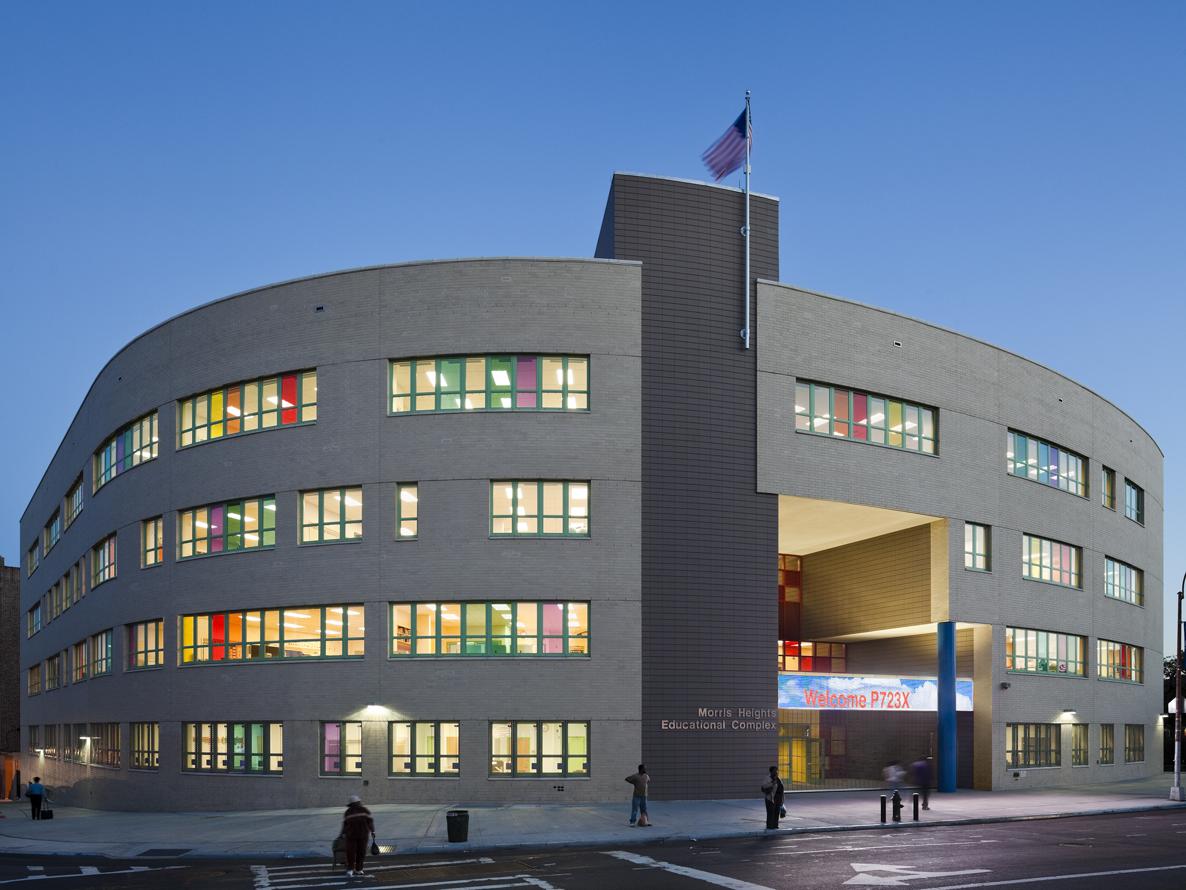 Morris Heights Educational Complex